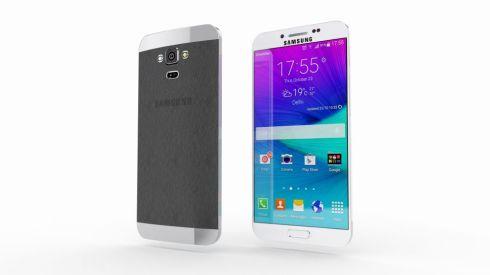 Samsung Galaxy S6 concept kartik 5