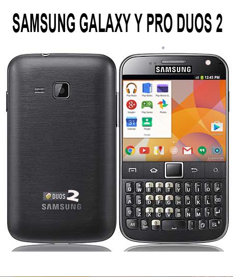 Samsung Galaxy Y Pro Duos 2 part 1