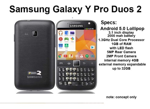 Samsung Galaxy Y Pro Duos 2 part 2