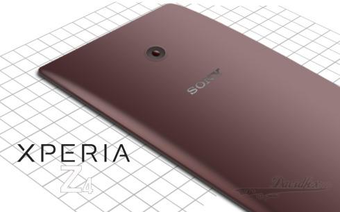 Sony Xperia Z4 concept 3