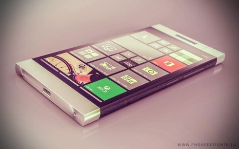Spinner phone concept 3