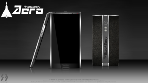 blackberry aero concept 1