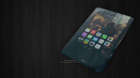 ipad contact concept 4