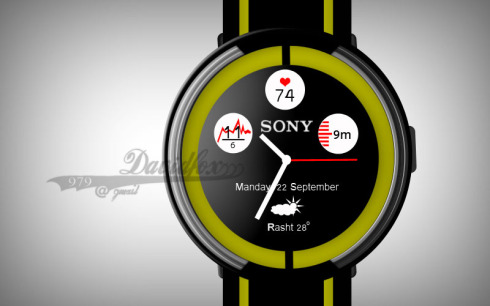 sony s watch concept 1
