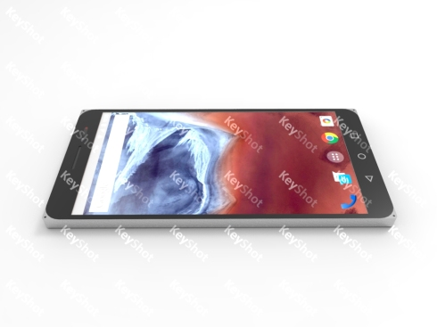 Arvo E6 concept phone 1