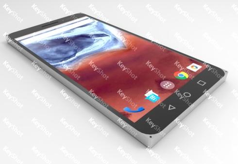Arvo E6 concept phone 2
