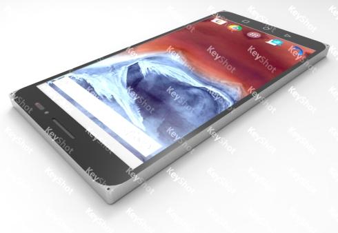 Arvo E6 concept phone 4