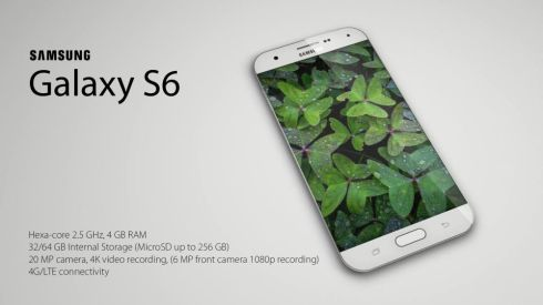 Galaxy-S6-Konzept