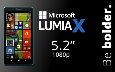 Lumia X Promo 1