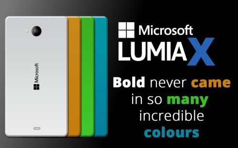 Lumia X Promo 2