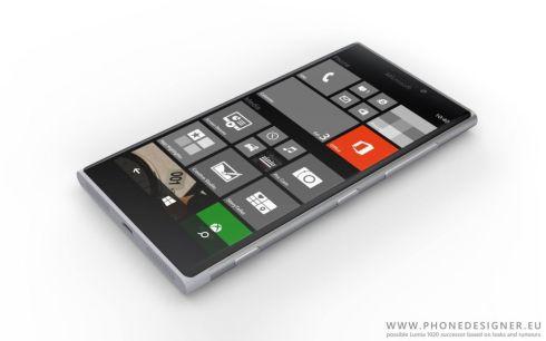 Microsoft Lumia 1030 Lumia 1040 concept 5