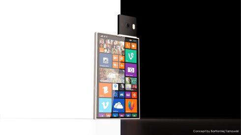 Microsoft Lumia Spruce concept 5