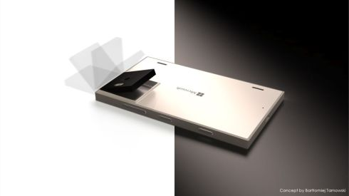 Microsoft Lumia Spruce concept 7