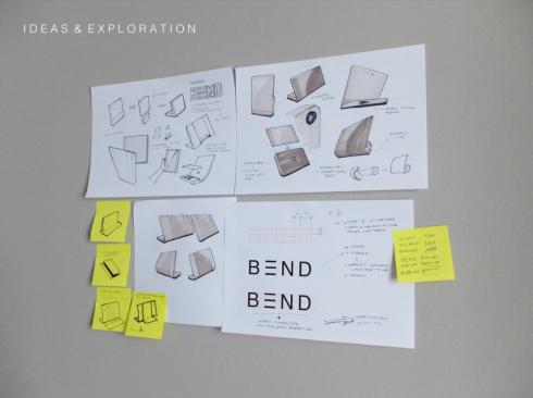 Samsung Bend tablet concept 3