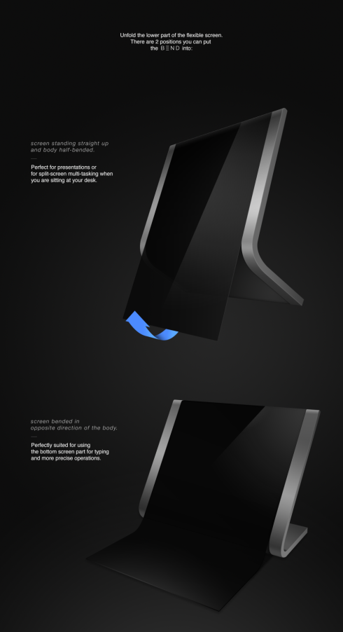 Samsung Bend tablet concept 5
