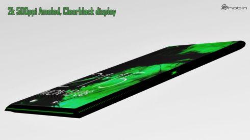 Xbox Phone concept 3