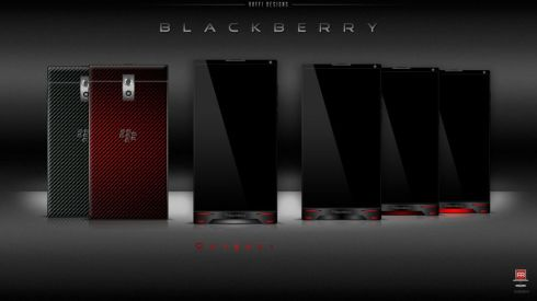 blackberry odyssey concept