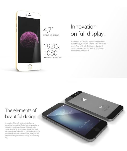 iPhone 7 concept xerix 2