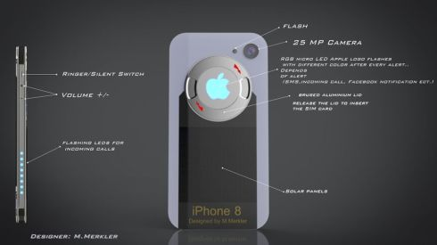 iPhone 8 concept 5