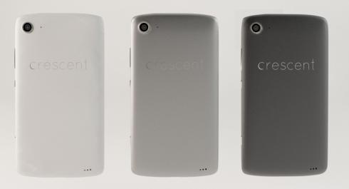 Crescent phone concept 3