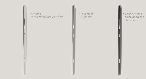 Crescent phone concept 4