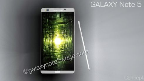 Galaxy-Note-5-Front-Metal-Look