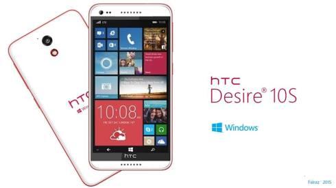 HTC Desire 10S concept