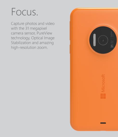 Microsoft Lumia 935 concept 3