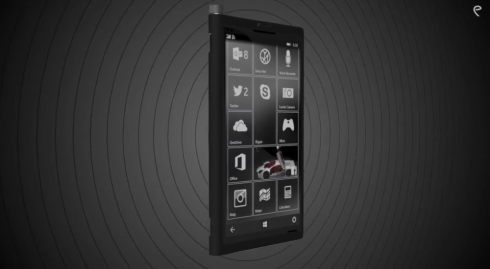 Microsoft Lumia Communicator concept 3