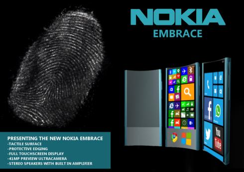 Nokia Embrace concept 1