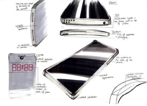 Nokia Embrace concept 3