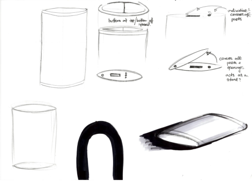 Nokia Embrace concept 5