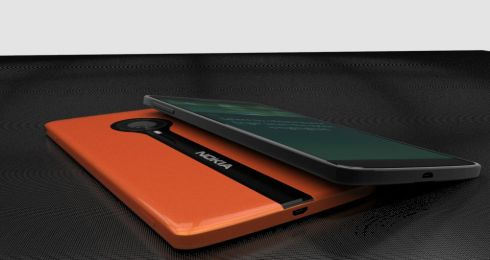 Nokia J and A concept 3