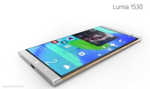 Nokia Lumia 1030 sujau concept 2