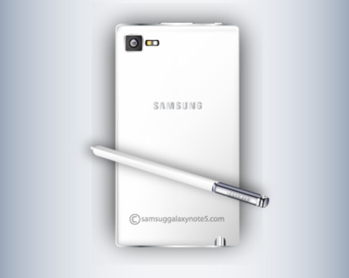 Samsung Galaxy Note 5 concept 4