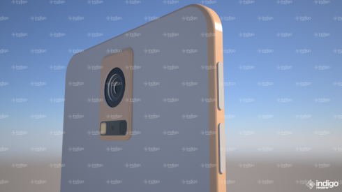 Samsung Galaxy S6 Alpha concept 2
