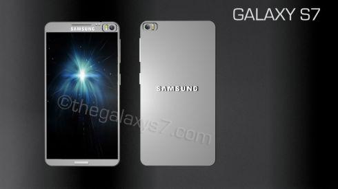 Samsung Galaxy S7 concept rotary 1