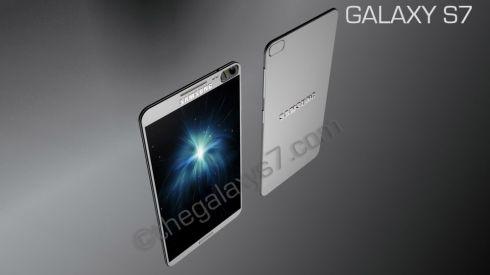 Samsung Galaxy S7 concept rotary 2