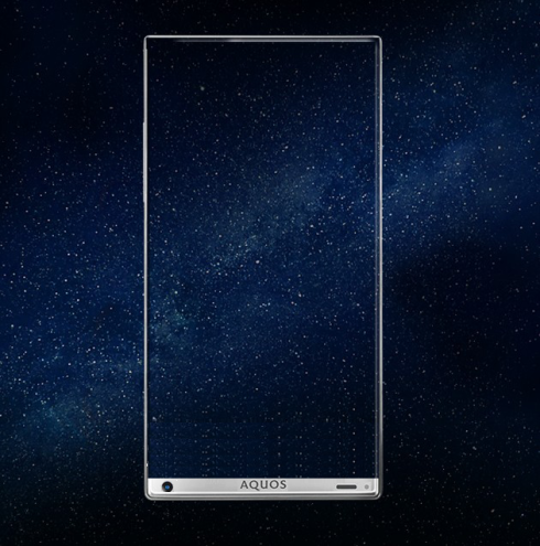 Sharp Aquos Crystal 2 concept 2