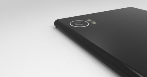 Sony Xperia Curve concept 3