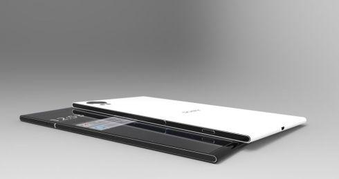 Sony Xperia Z4 Jermaine Smit concept 2