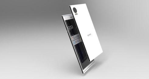 Sony Xperia Z4 Jermaine Smit concept 3
