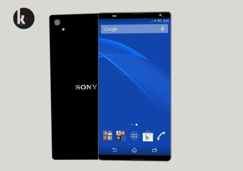 Sony Xperia Z4 Kiarash Kia concept 1