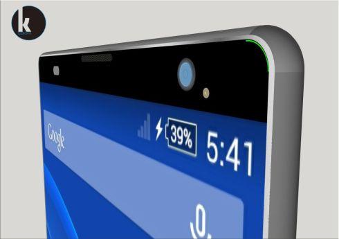 Sony Xperia Z4 Kiarash Kia concept 2