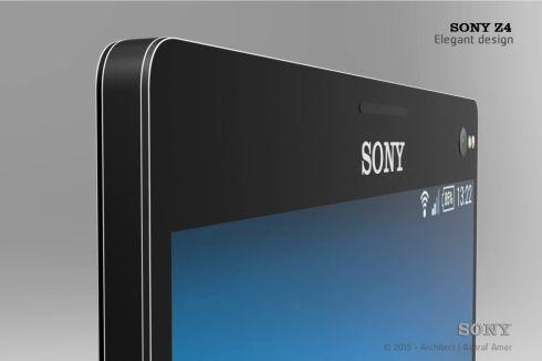 Sony Xperia Z4 concept ashraf amer 3