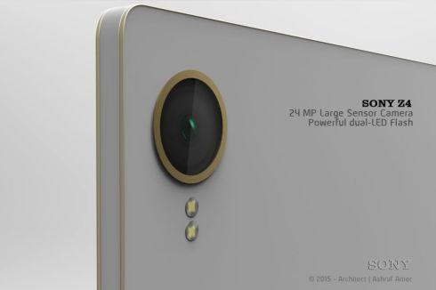 Sony Xperia Z4 concept ashraf amer 4