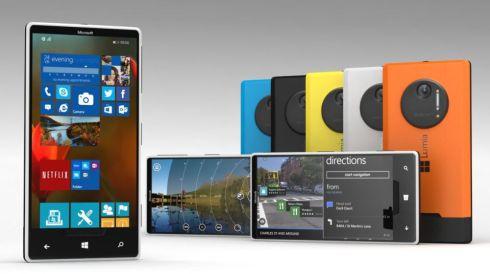 cameraphone lumia concept