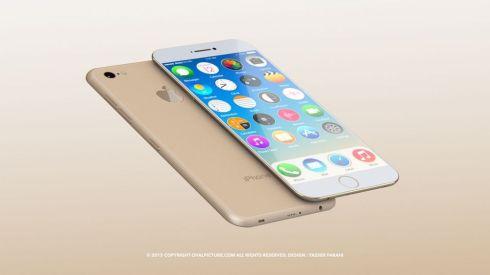 iPhone 7 concept Yasser Farahi 1