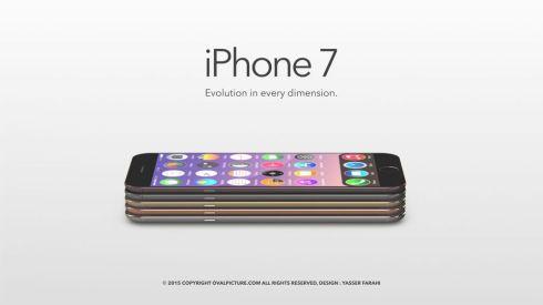 iPhone 7 concept Yasser Farahi 4