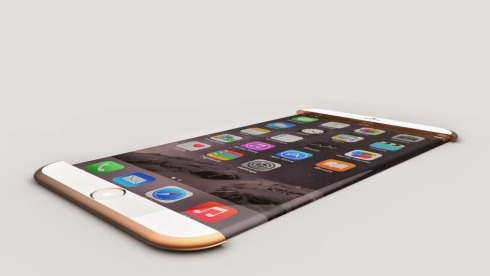 iPhone futuristic concept 1